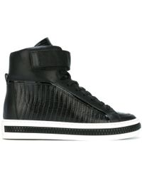 big discount cheap price wide range of online Sergio Rossi high-top sneakers hHYLmm
