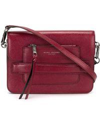 Marc Jacobs Medium 'madison' Shoulder Bag - Red