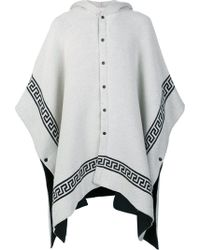 Palm Angels - Skull Cape - Lyst