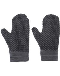 S.N.S Herning - - 'final' Mittens - Men - Merino/virgin Wool - L - Lyst