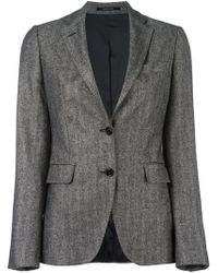 Tagliatore - Fitted Trouser Suit - Lyst