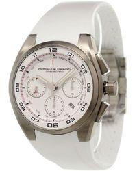 Porsche Design - 'dashboard P6620 Chronograph' Analog Watch - Lyst