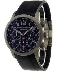Porsche Design - 'timepieces' Analog Watch - Lyst