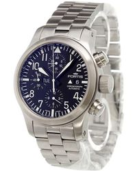 Fortis - 'b-42 Flieger Chronograph' Analog Watch - Lyst
