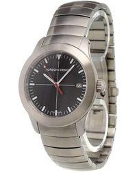 Porsche Design 'p10 Black' Analog Watch - Gray