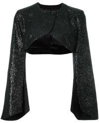 Pascal Millet - Sequin Embellished Bolero Jacket - Lyst