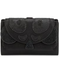 Nicopanda - 'sneak-a-peek' Trifold Wallet - Lyst