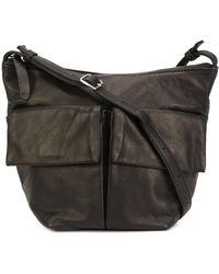 Yohji Yamamoto - 'flap Pouch' Crossbody Bag - Lyst