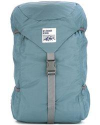 Mt.rainer Design Logo Patch Backpack - Blue