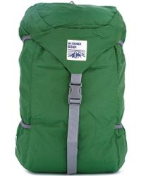 Mt.rainer Design Logo Patch Backpack - Green