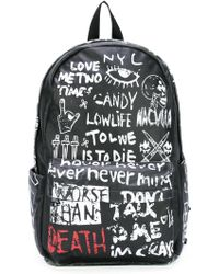 Haculla Multi-print Backpack - Black