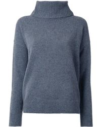 Loveless - Turtleneck Jumper - Lyst