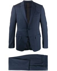 Ermenegildo Zegna ツーピース スーツ - ブルー