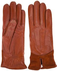 Paul Smith - Stitching Detail Gloves - Lyst