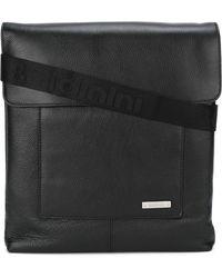 Baldinini - Fold-over Messenger Bag - Lyst