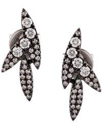 AS29 - 'bamboo' Earrings - Lyst
