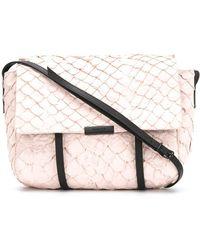 Osklen - 50180 11128 Leather/fur/exotic Skins->fisher - Lyst