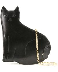 MUVEIL | Cat Shoulder Bag | Lyst