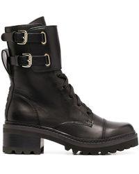 dkny leopard print boots