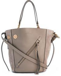 Chloé Myer Tote Bag - Gray