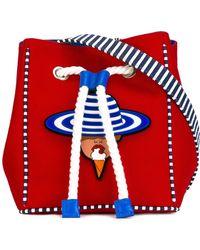 Yazbukey - Girl Print Shoulder Bag - Lyst