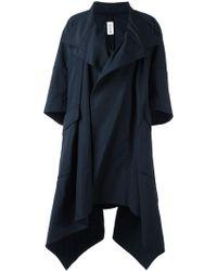 Maticevski - Asymmetric Oversized Coat - Lyst