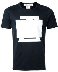 ANREALAGE | Ar Silence T-shirt | Lyst