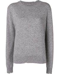 Zadig & Voltaire Jersey Pull Life - Gris