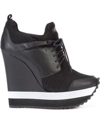 Ruthie Davis - Tech Sneakers - Lyst
