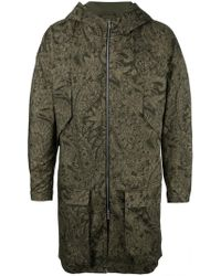Natural Selection - Monsoon Hooded Coat - Lyst