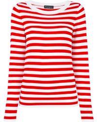 Rossella Jardini - Striped Jumper - Lyst