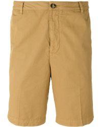KENZO Chino Shorts - Brown
