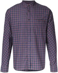 Factotum - Checked Shirt - Lyst