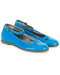 Pepe Jeans - Patent Mary Janes - Lyst