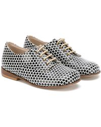 Pepe Jeans - 'vitello Queen' Lace Up Shoes - Lyst