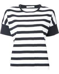 Astraet - Striped Sweatshirt - Lyst