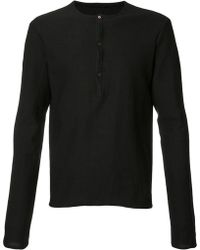 Ma+ - Henley Pullover - Lyst