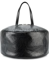 Balenciaga - - Air Hobo Tote - Women - Cotton/leather - One Size - Lyst