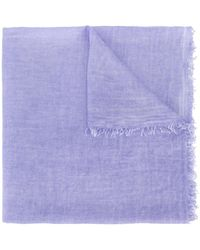 Les Copains - Tassel Scarf - Lyst