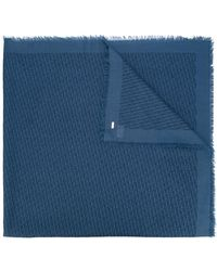 Dior Homme - Woven Style Scarf - Lyst