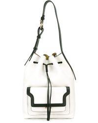 Marni Trunk Duffle Bag - White