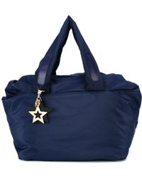 See By Chloé - - Star Tag Luggage Bag - Women - Cotton/polyester - One Size - Lyst