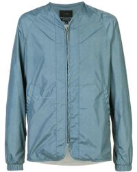 Iise - Zipped Lightweight Jacket - Lyst