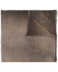 Avant Toi - - Gradient Scarf - Women - Modal/cashmere - One Size - Lyst