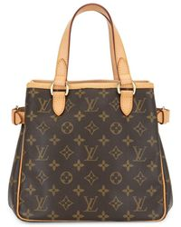 Louis Vuitton Borsa tote Batignolles Pre-owned 2005 - Marrone