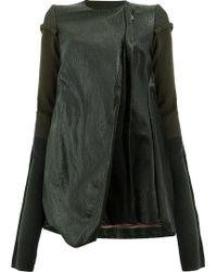 Rick Owens - Oversized Jacket - Lyst