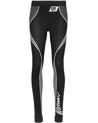 Off-White c/o Virgil Abloh Athletic Sports leggings - Black