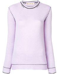 Marni - カシミア セーター - Lyst
