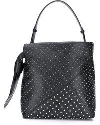 Karl Lagerfeld - K/geo Hobo Stud Tote Bag - Lyst
