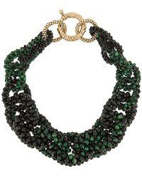 Rosantica - Interlock Necklace - Lyst